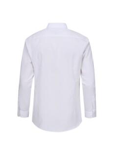 레귤러 칼라 화이트 셔츠