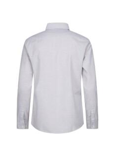 핀 스트라이프 캐주얼 셔츠