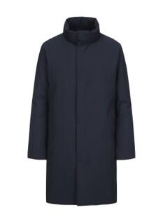 하이넥 구스다운 코트