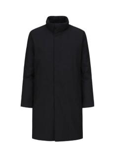 구스다운 하이넥 코트