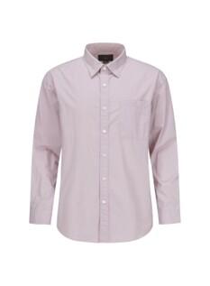 세미오버핏 포플린 셔츠