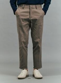 코튼 스판 사이드밴딩 치노 팬츠