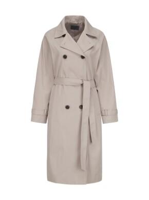 여성 스테이 트렌치 코트