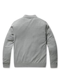워셔블 카라 긴팔 스웨터