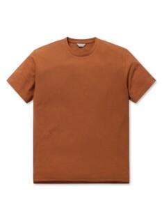 피케 조직 반팔 티셔츠