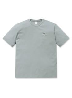 쿨텐션 순살탱방 와펜 반팔 티셔츠