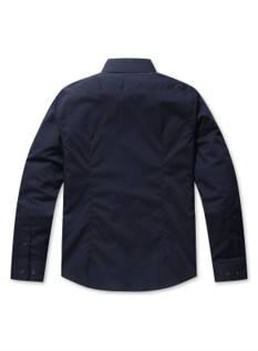 와이드카라 TC 베이직 셔츠