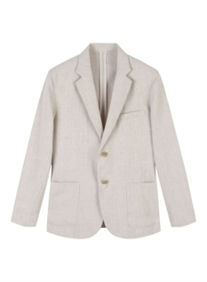 남성) 리넨 이지 재킷