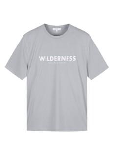 공용) 액티브 그래픽 반팔 티셔츠