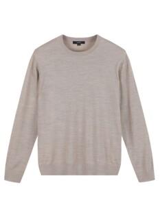 남성) 메리노 울 크루넥 스웨터