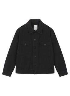 코튼 트러커 재킷