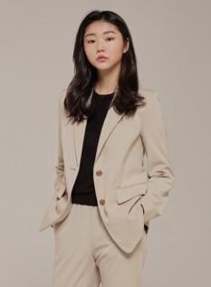 여성) 베이직 싱글 재킷 (SET PP2502)