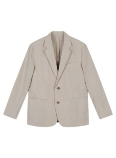리넨 싱글 재킷 (SET PP1601)