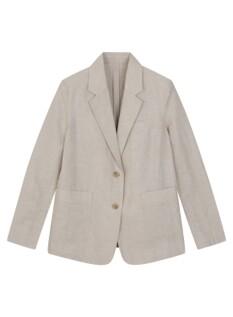 여성) 리넨 싱글 재킷 (SET PP2601,PH2601)