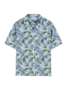 레이온 카바나 반팔 셔츠
