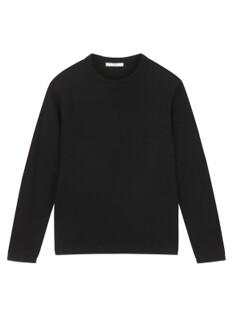 코튼 텍스쳐드 스웨터