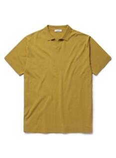 슬릿넥 오픈형 스웨터 (OL)
