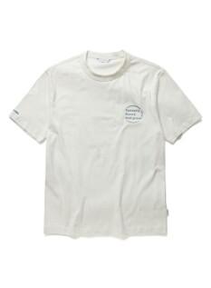컬러 그래픽 반팔티셔츠