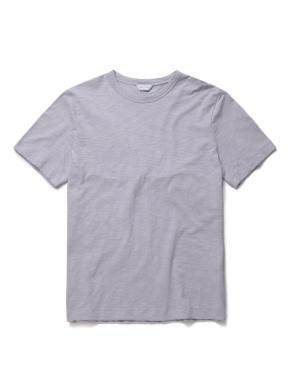 위클리 코튼 슬럽 반팔 티셔츠