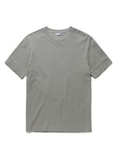 심플 라운드 반팔 티셔츠