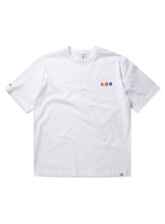 275C 콜라보 시그니쳐 그래픽 티셔츠