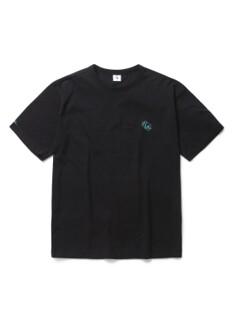 WML 시그니쳐 오버핏 로고 그래픽 티셔츠