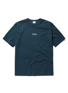 WML 큐빅 이팩트 로고 그래픽 티셔츠