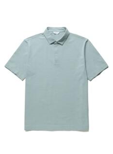 소프트 쿨 카라 티셔츠
