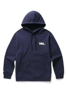 WML 레터링 후드티셔츠