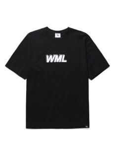 WML 컬러 그래픽 반팔티셔츠