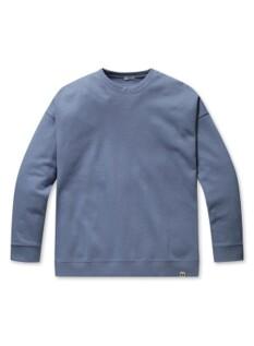 패치 코튼 컬러 티셔츠