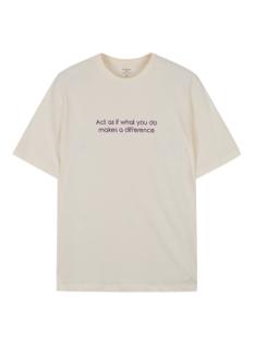 여성 면100 그래픽 반팔 티셔츠