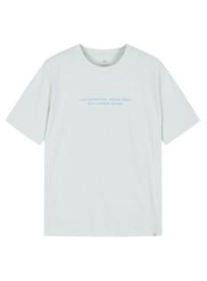 여성 소로나 그래픽 반팔 티셔츠