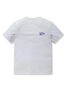 공용 원라이프 콜라보 반팔 티셔츠