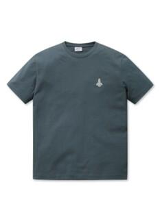 공용 부루마불 콜라보 그래픽 반팔 티셔츠