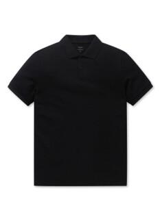 공용 피케 폴로 반팔 티셔츠