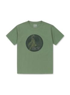 마블 콜라보 그래픽 반팔 티셔츠