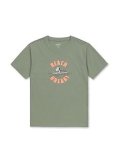 스누피 콜라보 그래픽 반팔 티셔츠