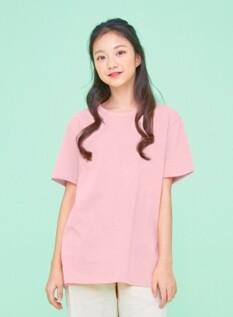 친환경 오가닉 반팔 티셔츠