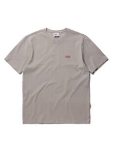 올리버X슈퍼픽션 반팔 티셔츠 (BE)