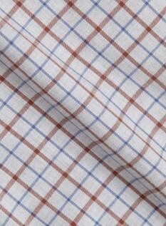 미디움 체크 캐쥬얼셔츠