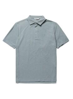 리플 카라 반팔 티셔츠